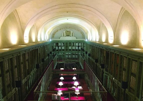 L'Archivio storico della Camera dei deputati