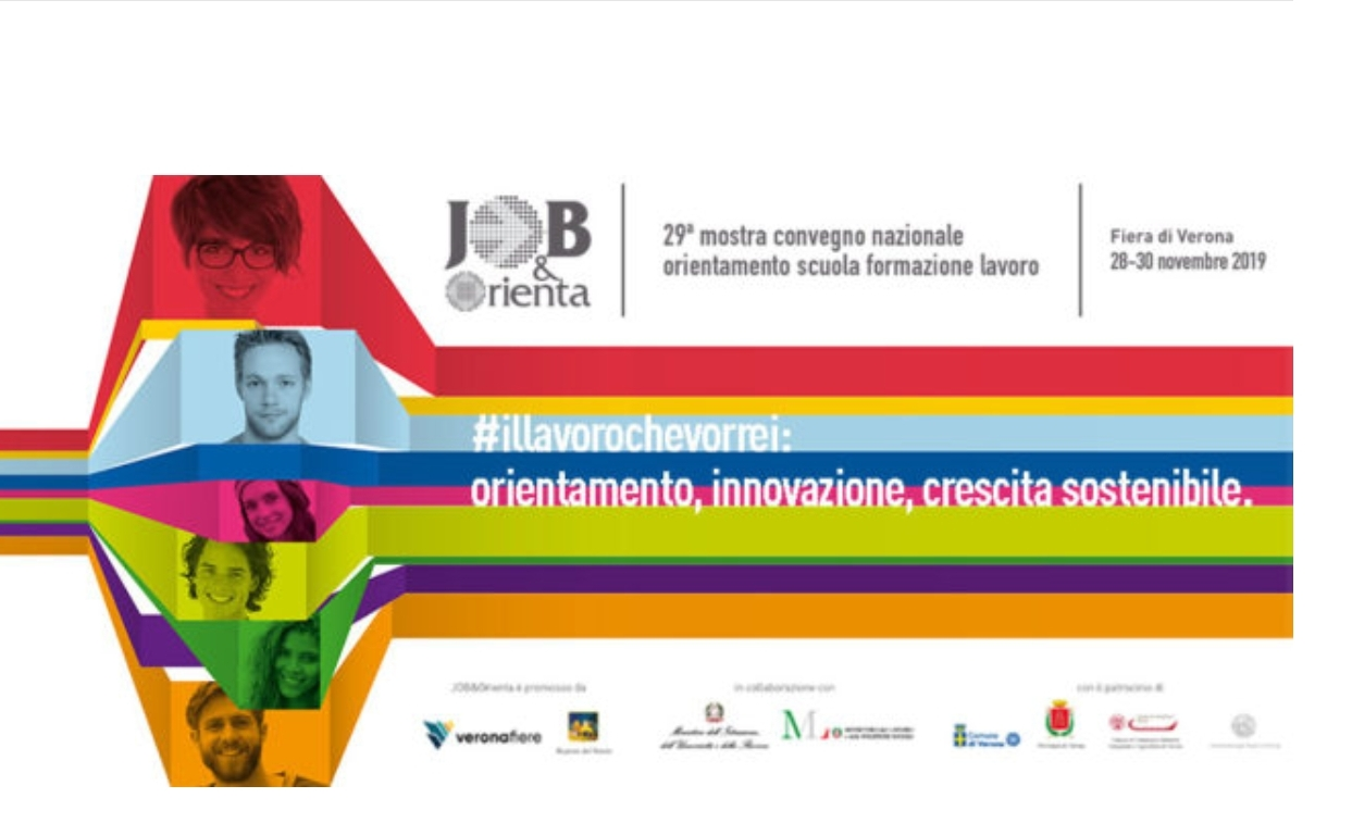 Job&Orienta La Camera dei deputati a Verona
