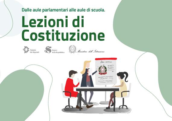 Lezioni di Costituzione - Edizione 2021